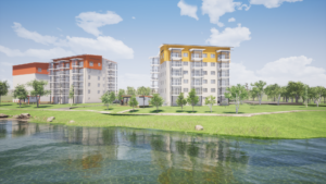 Asunto Oy Iisalmen Virranhohteen rakentamispäätös on tehty!